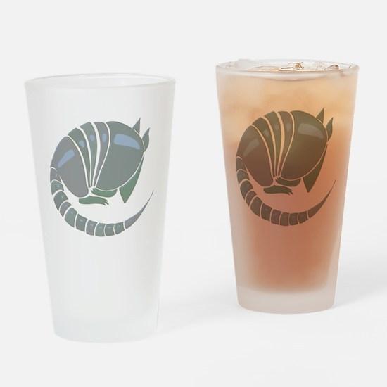 Armadillo Pint Glass