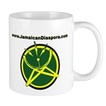Jamaican Diaspora #1 Mug Mugs