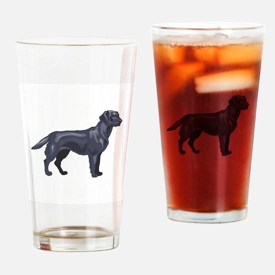 Labrador Retriever Pint Glass