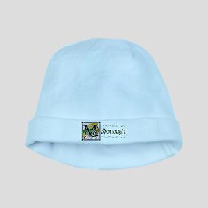 McDonough Celtic Dragon baby hat
