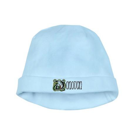 Donovan Celtic Dragon baby hat