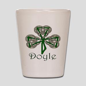 Doyle Shamrock Shot Glass
