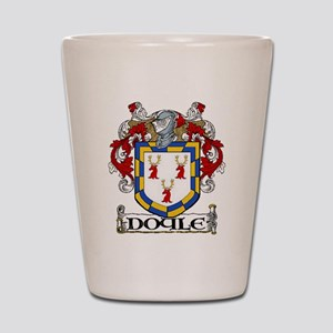 Doyle Coat of Arms Shot Glass
