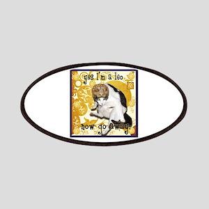 Cat Leo Patches