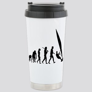 Windsurfer Evolut 16 oz Stainless Steel Travel Mug