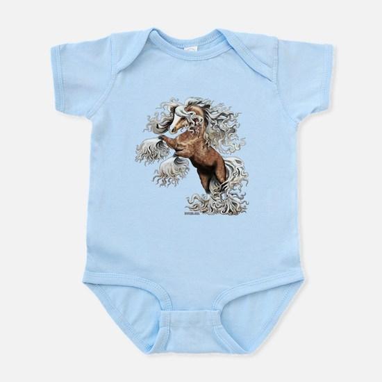 Palomino Fantasy Infant Bodysuit
