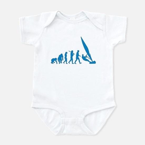 Evolution of Windsurfing Infant Bodysuit