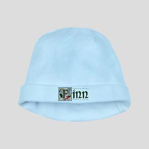 Finn Celtic Dragon baby hat