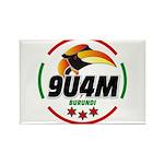 9u4m logo Magnets