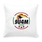9u4m logo Everyday Pillow