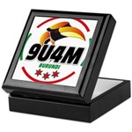 9u4m logo Keepsake Box