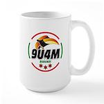 9u4m Logo Mugs