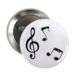 G-clef with Musical NOTES 2.25
