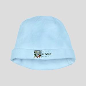 Fitzpatrick Celtic Dragon baby hat