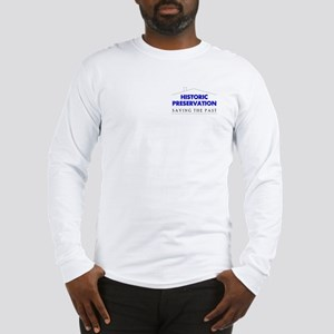 Historic Preservation Long Sleeve T