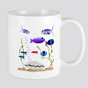 Swimming with the Fishes Mug
