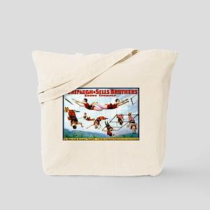 Hanlon Troupe Tote Bag