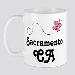 Pretty Sacramento California Mug