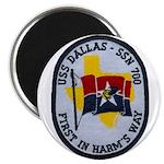 USS DALLAS Magnet