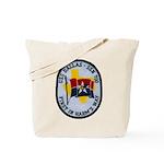 USS DALLAS Tote Bag