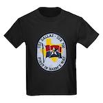 USS DALLAS Kids Dark T-Shirt