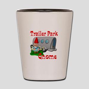Trailer Park Gnome Shot Glass