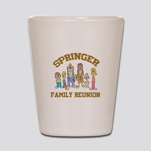 Springer Hillbilly Family Reu Shot Glass