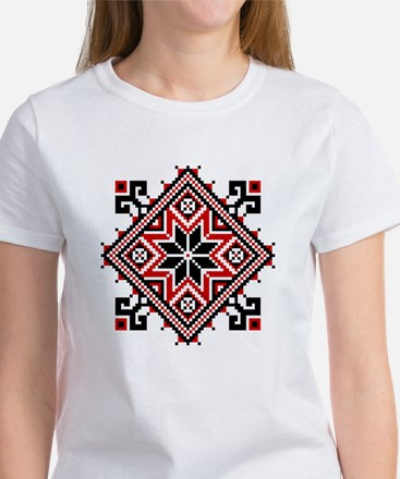 Folk Design 7 Women's T-Shirt