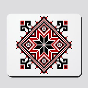 Folk Design 7 Mousepad