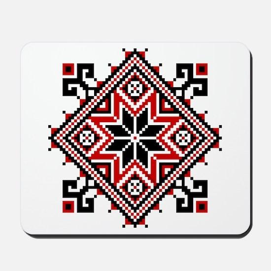 Folk Design 7 Mousepad