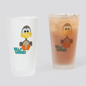 Goofkins Silly Silly Goose Pint Glass