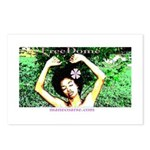 FreeDome Postcards (Package of 8)