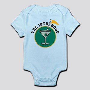 19th Hole Infant Bodysuit