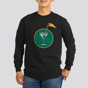 19th Hole Long Sleeve Dark T-Shirt
