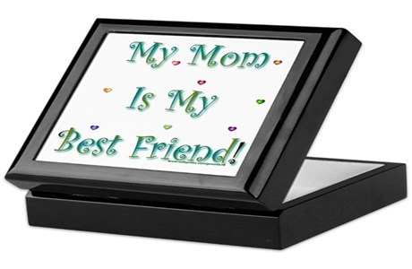 My Best Friend Keepsake Box