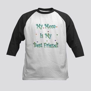 My Best Friend Kids Baseball Jersey