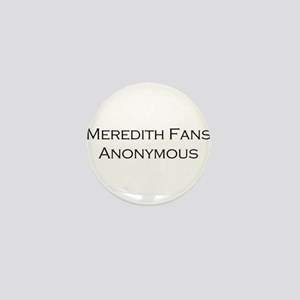 Meredith Fans Mini Button
