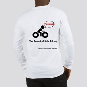 """Passing"" Long Sleeve T-Shirt"