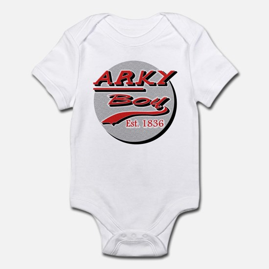 Arky Boy Infant Bodysuit
