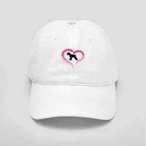 Heart My Schnauzer Cap