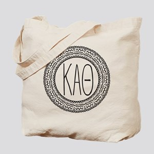 Kappa Alpha Theta Medallion Tote Bag