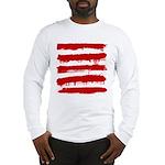 Rebel Stripes Long Sleeve T-Shirt