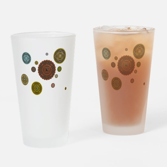 The Zodiac Pint Glass