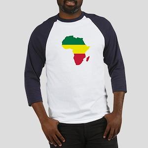 Africa Reggae Baseball Jersey