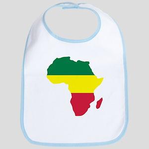 Africa Reggae Bib