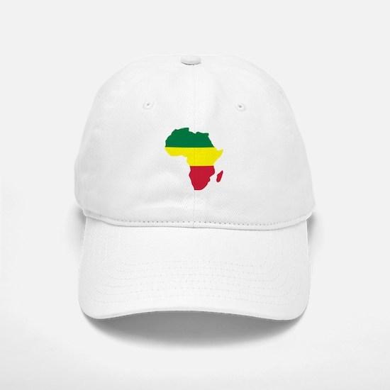Africa Reggae Baseball Baseball Cap