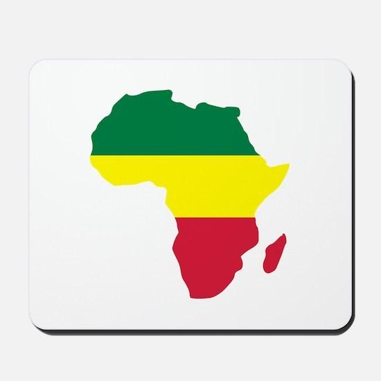 Africa Reggae Mousepad