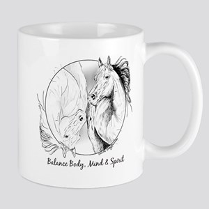 Balance Body, Mind, and Spirit - Horses