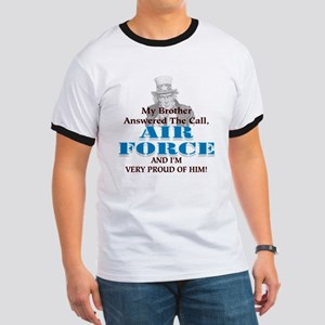 Air Force Brother (F&B) Ringer T