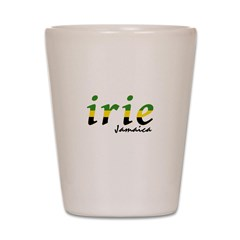 irie Jamaica Shot Glass